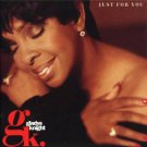 gladys knight - just for you CD 1994 MCA 9 tracks used mint