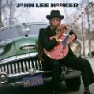 john lee hooker - mr. lucky CD 1991 charisma capitol 10 tracks used mint