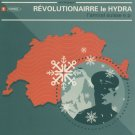 revolutionairre le hydra - l'amiral suisse ep CD 1998 dub narcotique studios 5 tracks used mint