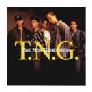 the new generation - T.N.G. CD 1992 reprise time warner 9 tracks used mint