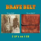 brave belt - brave belt + brave belt II CD 2009 wounded bird 23 tracks used mint
