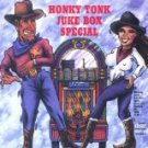 honky tonk juke box special - various artists CD 1999 westwood international 10 tracks used mint