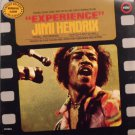 jimi hendrix -experience - original motion picture soundtrack LP 1971 ember used