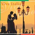 viva italia! - various artists CD sony 1998 10 tracks used mint