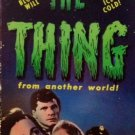 the thing - kenneth tobey + margaret sheriden VHS 1986 fox hills used