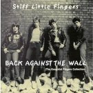 stiff little fingers - back against the wall CD 2001 EMI 22 tracks used mint