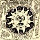 tumbleweed - sundial CD EP 1993 waterfront festival 5 tracks used mint