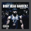 roy jones jr. presents body head bangerz volume one CD 2004 universal 16 tracks used mint