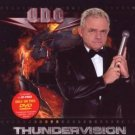 U.D.O. - thunderball and thundervision CD + DVD 2004 AFM used mint