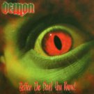 demon - better the devil you know! CD 2005 spaced out music 9 tracks used mint