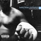 lucky boys confusion - throwing the game CD 2001 elektra 14 tracks used mint