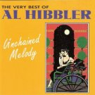 al hibbler - very best of al hibbler CD 1992 MCA 20 tracks used mint