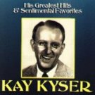 kay kyser - his greatest hits & sentimental favorites CD 1995 good music 24 tracks