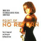 point of no return - music from the original motion picture soundtrack CD 1993 milan 9 tracks
