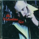 valentine six - valentine six CD 1997 PCP murder beat canada 11 tracks used mint