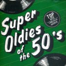 super oldies of the 50's volume 1 - various artists CD 1986 audiofidelity 20 tracks used mint