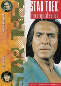 Star Trek Original Series Vol. 12 Episodes 23 & 24 A Taste of Armageddon / Space Seed DVD 1999