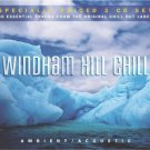 windham hill chill - ambient / acoustic CD 2-discs 2003 RCA used mint