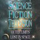 40 years of science fiction television w/ classic star trek bloopers VHS 1990 wavelength simitar