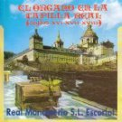 el organo en la capilla real - siglos xvi, xvii, xviii CD 1992 stylo spain 10 tracks used mint