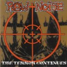 raw noise - terror continues CD 2000 rhythm vicar 15 tracks used mint