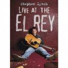 stephen lynch - live at the el rey DVD 2004 razor & tie 16 tracks new