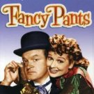 fancy pants - bob hope + lucille ball DVD 1950 2004 paramount 92 minutes used mint