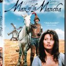 man of la mancha - peter o'toole + sophia loren DVD 2004 MGM new