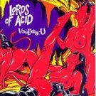 lords of acid - voodoo-u CD 1994 american recordings 12 tracks used mint