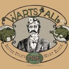 moe - warts & all vol. 3 CD 3-discs 2003 fatboy used