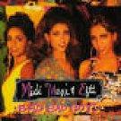 midi maxi & efti - bad bad boys CD single 1992 sony 2 tracks used mint