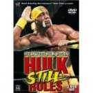 hollywood hulk hogan - hulk still rules DVD 2-discs 2002 WWE used mint