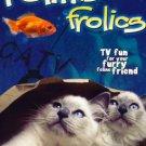 feline frolics DVD 2004 delta entertainment 60 minutes color used mint