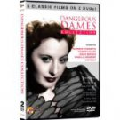 dangerous dames collection DVD 6-movies on 2-discs 2009 allegro used mint