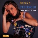 susan tedeschi - just won't burn CD 2001 tone cool 11 tracks used mint