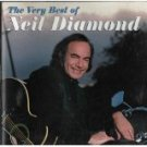 neil diamond - very best of neil diamond CD 2-discs 1997 heartland universal 30 tracks used mint