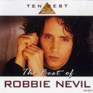 robbie nevil - best of robbie nevil CD 1998 EMI capitol 10 tracks used mint