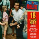 rock n roll 1962 - 1963 - various artists CD 1996 polygram eclipse 18 tracks used mint