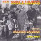 tex williams and his western caravan 1946 - 1951 CD 2002 country routes 31 tracks used mint