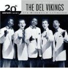 del vikings - best of del vikings millennium collection CD 2004 hip-o geffen used mint