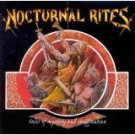 nocturnal rites - tales of mystery and imagination CD 1998 century media 12 tracks used mint