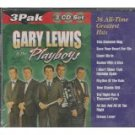gary lewis & the playboys - 36 all-time greatest hits CD 3-disc set 2000 EMI-capitol used