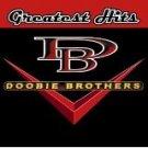 doobie brothers - greatest hits CD 2001 rhino 20 tracks used mint