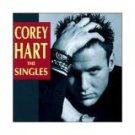 corey hart - the singles CD 1992 EMI capitol 15 tracks used mint