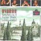 dvorak - symphony 4 / overture othello - pesek & czech philharmonic orchestra CD 1991 virgin used