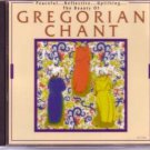 gregorian chant - choir of the moine et moniales CD 1995 cema capitol 26 tracks used mint