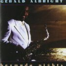 gerald albright - bermuda nights CD 1988 atlantic 8 tracks used mint