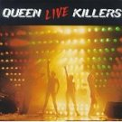 queen - live killers CD 2-discs 1991 hollywood records 22 tracks used mint