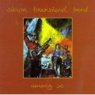 simon townshend band - among us CD 1997 rising records 11 tracks used