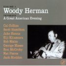 woody herman presents a great american evening volume 3 CD 1983 concord jazz new